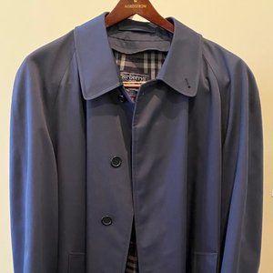 Men's Vintage Burberry Coat